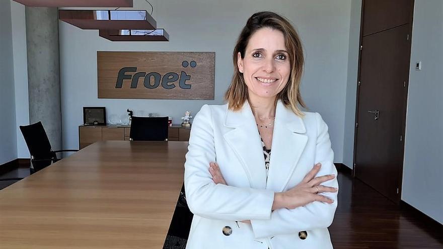 Eva Melenchón, nueva vicesecretaria de la Froet