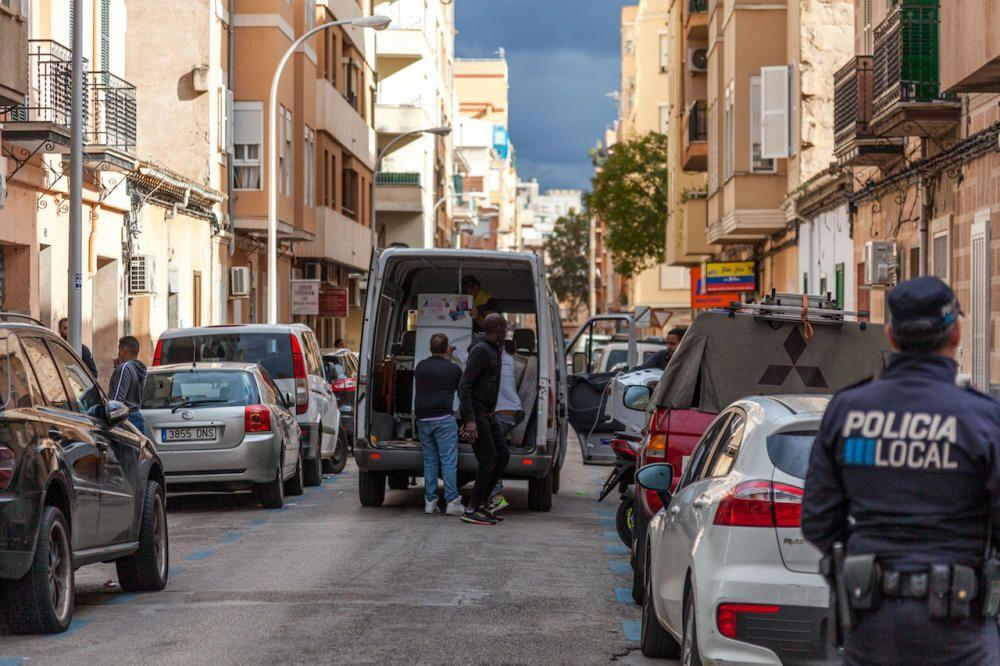 14 Bewohner müssen ihr Heim verlassen