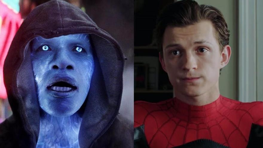 Jamie Foxx volvería a ser Electro en 'Spider-Man 3'