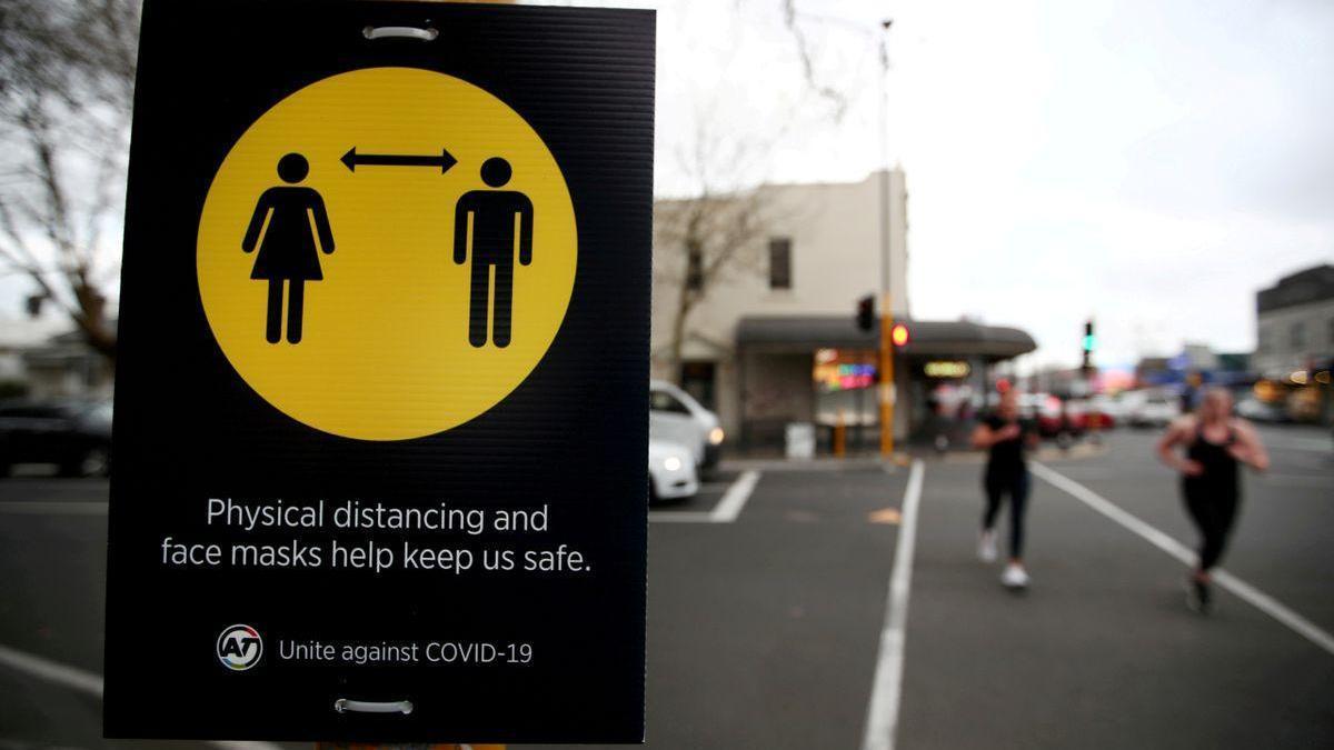 Nueva Zelanda confina Auckland una semana al detectar un caso de covid-19