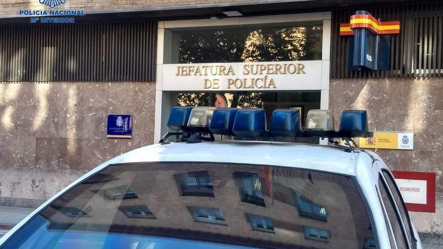 Detenido en Pamplona un hombre de 72 años por acosar telefónicamente a cuatro mujeres