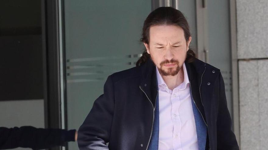 El juez imputa al exsubdirector de Interviú implicado en el espionaje a Pablo Iglesias