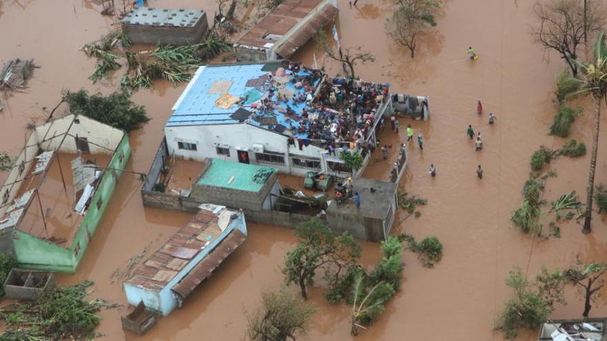 El ciclón Idai causa cerca de 400 muertos en África