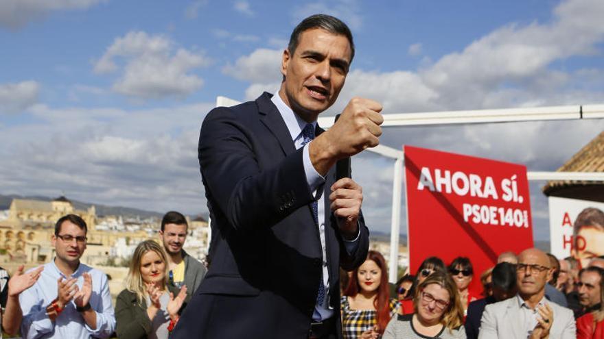"""Sánchez precisa que la Fiscalía cuenta """"con todo el respaldo del Gobierno"""""""
