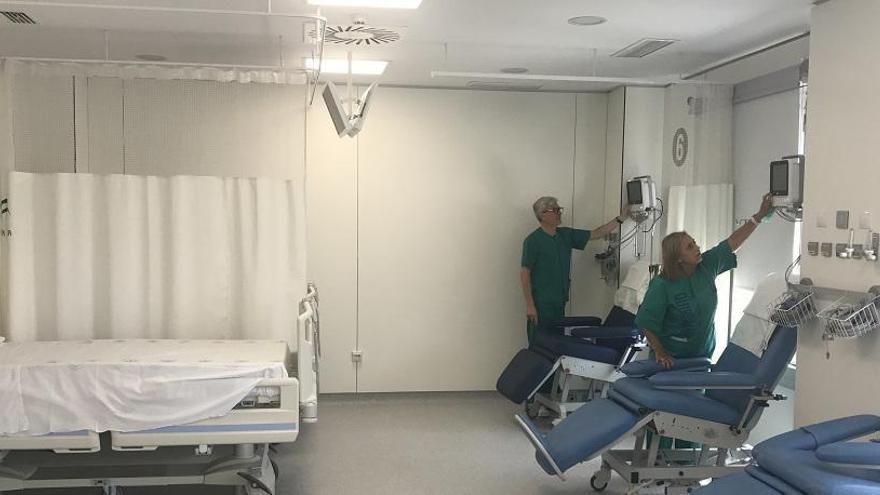 Cardiología del Regional reduce sus listas de espera de casi un año a 60 días