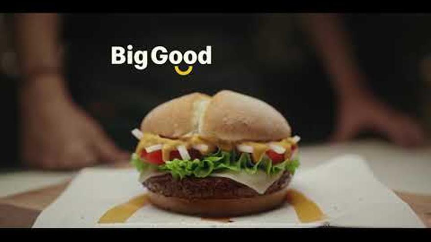 Sabor gallego para la hamburguesa 'antiCovid' de McDonald's