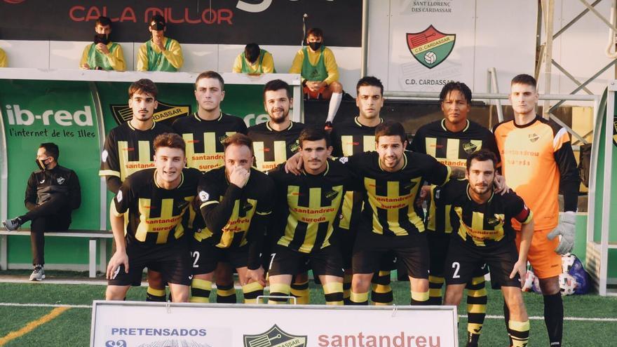 El Cardassar-Atlético de Copa, el 16 de diciembre en Es Moleter