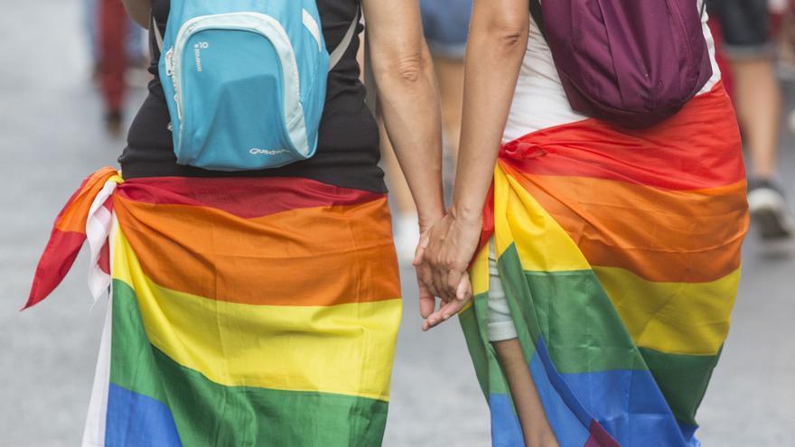 Santa Pola hará charlas y pintará un gran mural para celebrar el día del Orgullo LGTBIQ