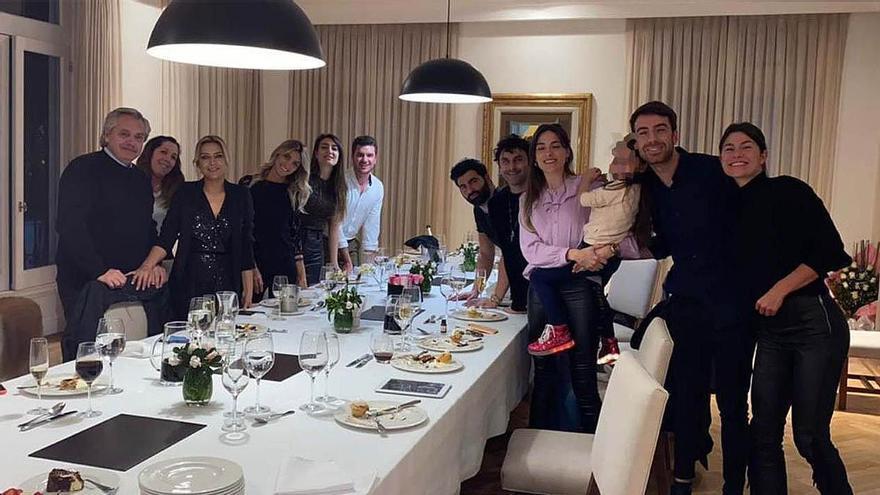 Imputan al presidente argentino por la celebración de una fiesta en el momento más duro de la pandemia