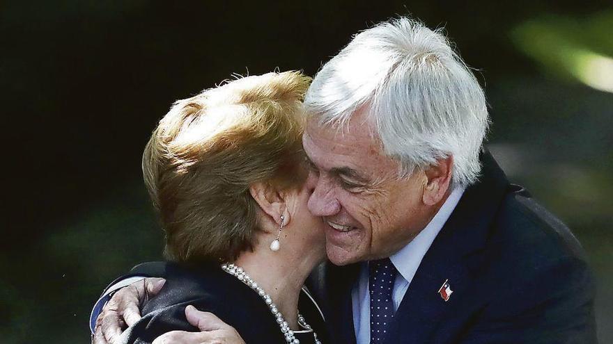 La victoria de Piñera le convierte en el presidente más votado en Chile desde 1993