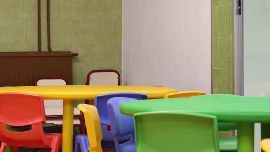 Comida en el aula y sin mochilas: la difícil 'vuelta al cole' que viven las guarderías