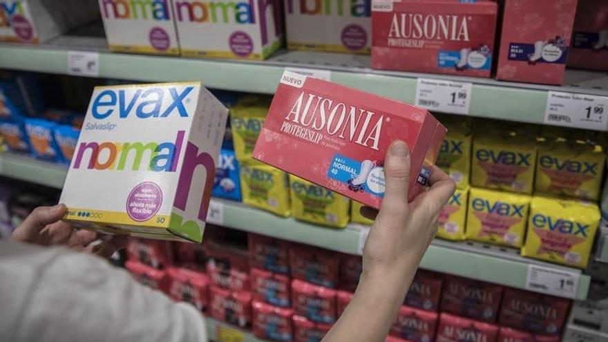 Escòcia serà el primer país que oferirà gratis productes menstruals