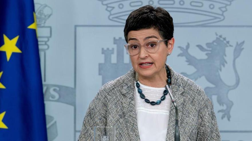 González Laya asegura que facilitará el retorno de los españoles en el exterior