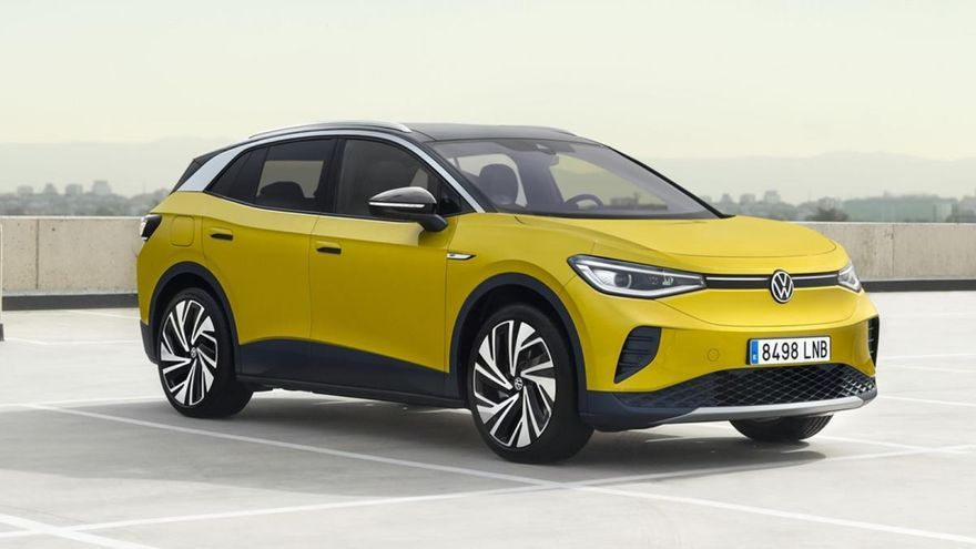 El nuevo Volkswagen ID.4 se estrena en España y entra en el Moves III