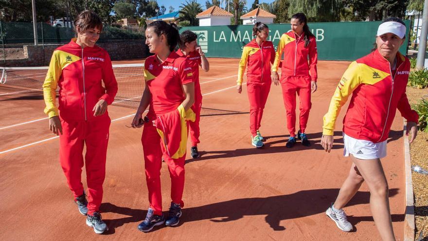 Sorribes y Osaka abrirán la eliminatoria España-Japón