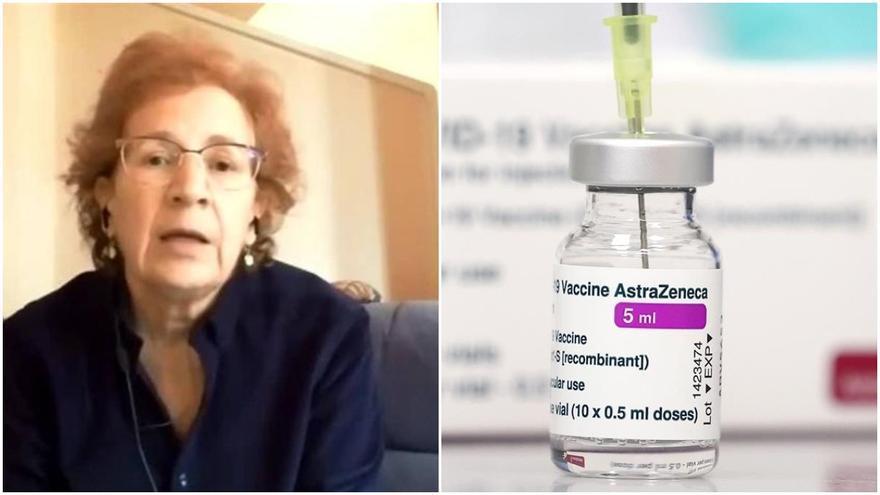 Margarita del Val tiene claro qué vacuna se pondría