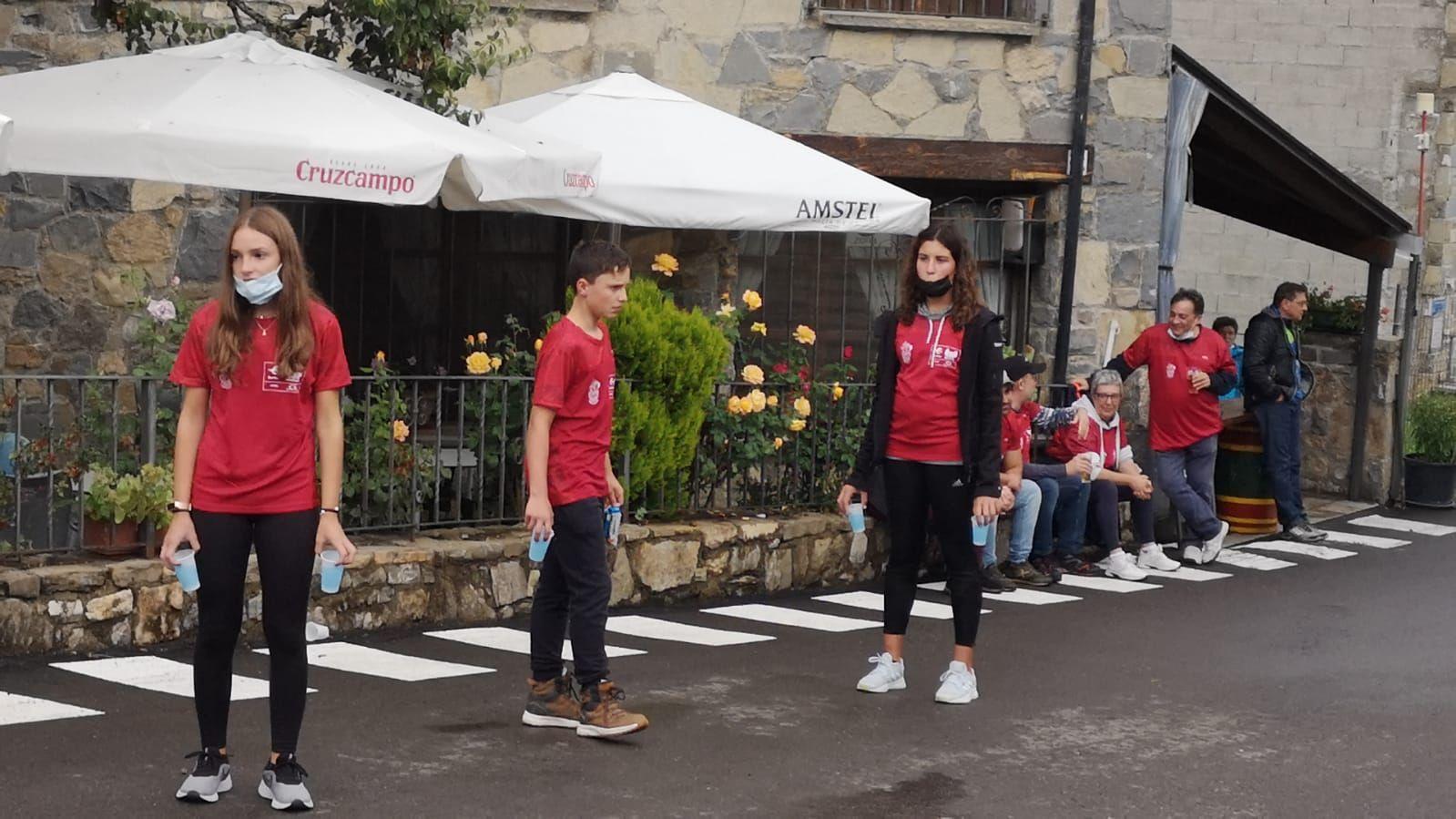 Resumen de la Quebrantahuesos, en el municipio de Hoz