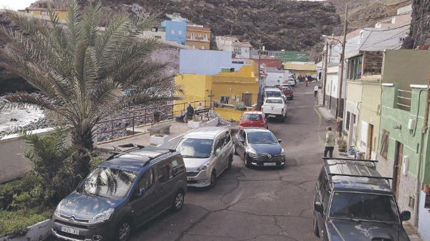 El Cabildo anuncia que paraliza la obra de Santa Lucía a punto de concluir