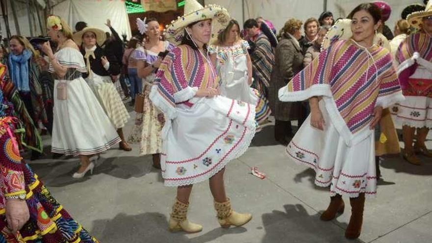 México triunfa en A Illa