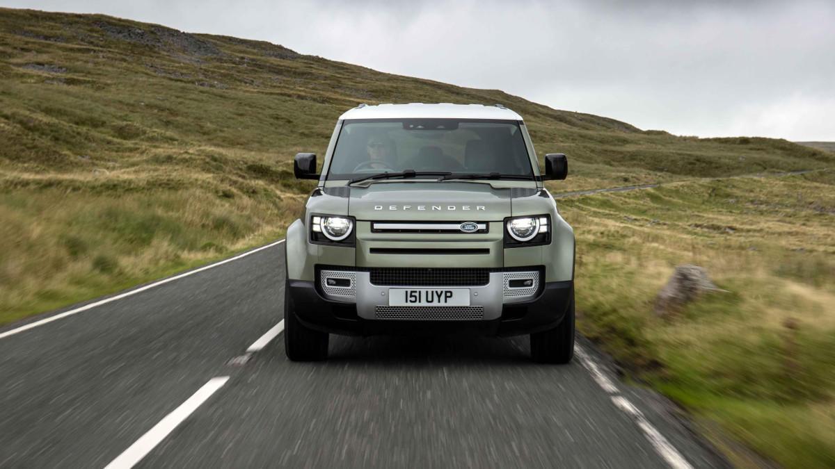 Jaguar Land Rover está desarrollando un Defender con pila de combustible de hidrógeno