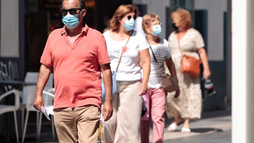 Canarias roza el millar de casos Covid este jueves