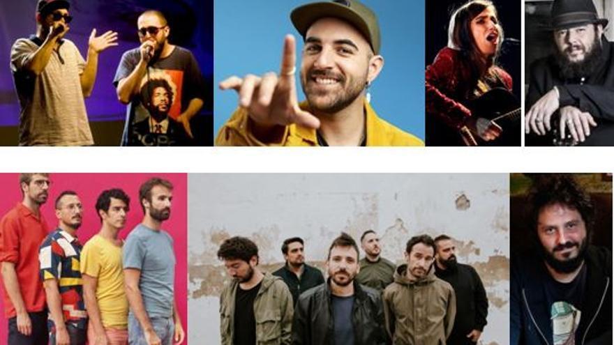 Vila-real Alive repite cita con 7 conciertos de artistas de nivel