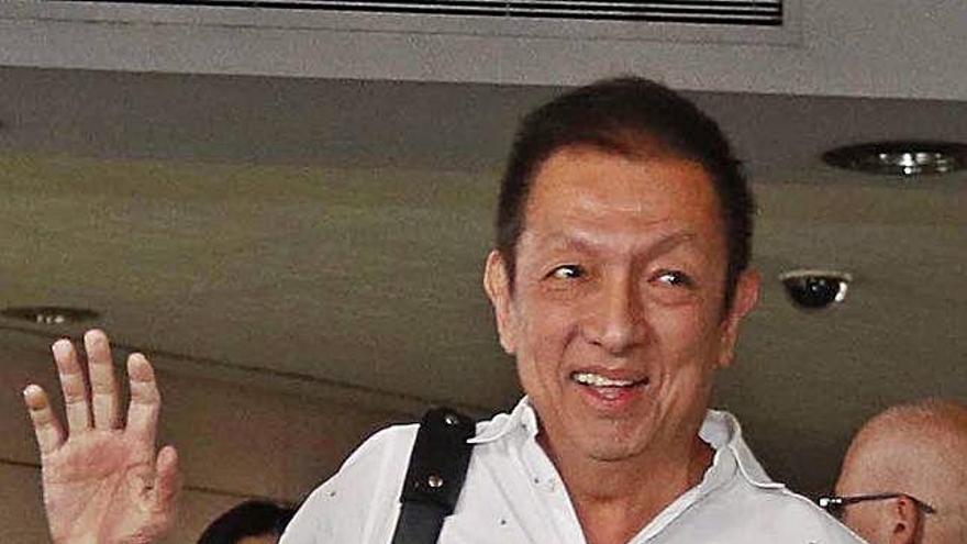 El magnate Lim no era tanto