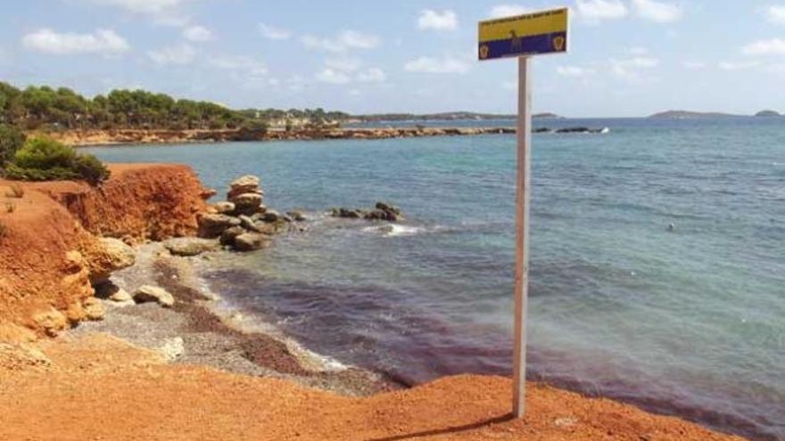 Una nueva playa para perros en Ibiza