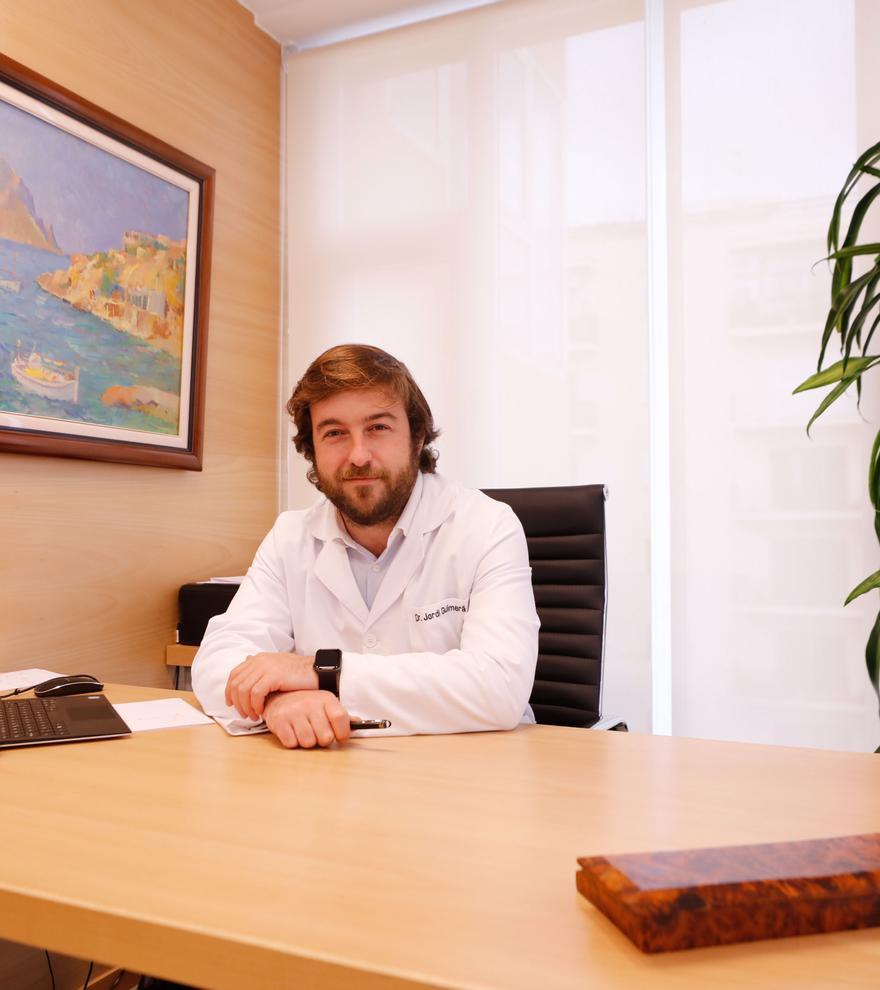 Consulta de Urología en Ibiza con el doctor Jordi Guimerà