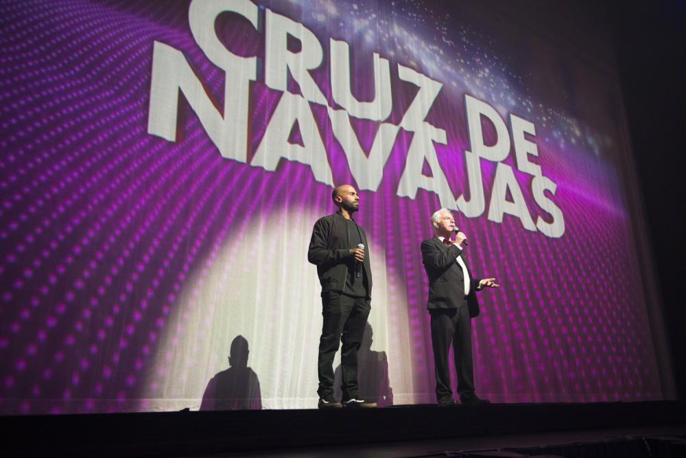 Estreno de 'Cruz de Navajas', lo mejor de Mecano