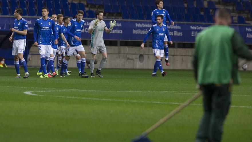 Final: El Oviedo cae 1-3 ante el Leganes