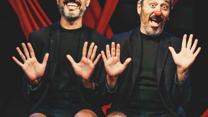 YMedio Teatro llega a Palma con 'EcO', un montaje que fusiona clown, movimiento y mimo
