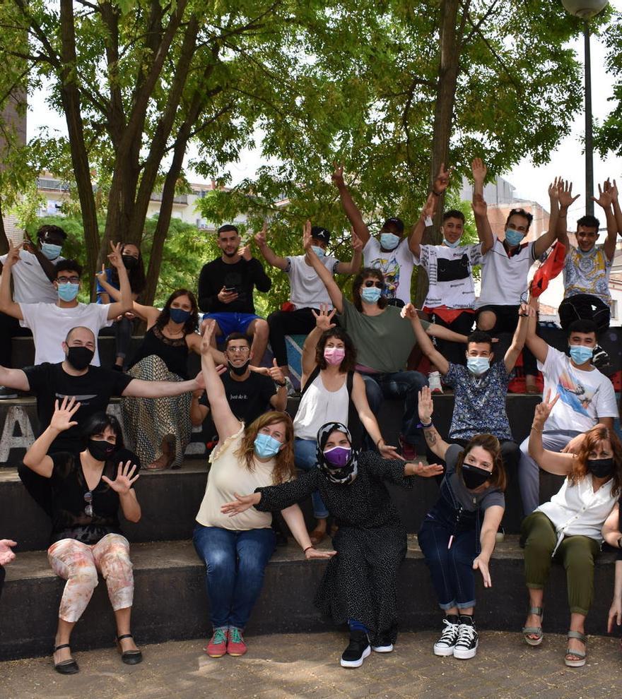 L'Ajuntament de Manresa lliura els diplomes a l'alumnat del projecte Tast d'Oficis +16