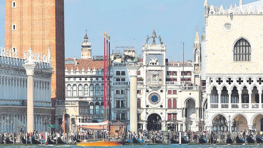 Venecia, donde el arte y la belleza emergen del agua