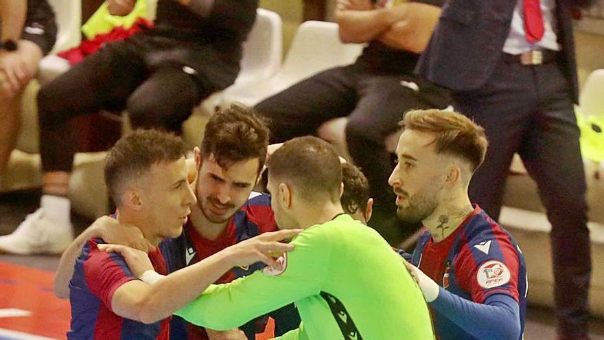El Levante FS fulmina a El Pozo Murcia