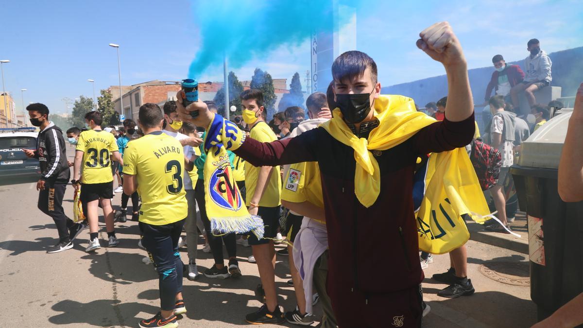 La UEFA indigna a los 'groguets'