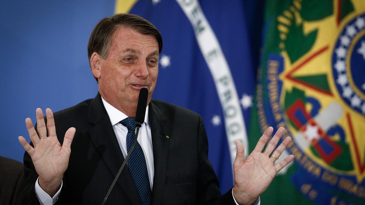 El ultraderechista, Jair Bolsonaro.