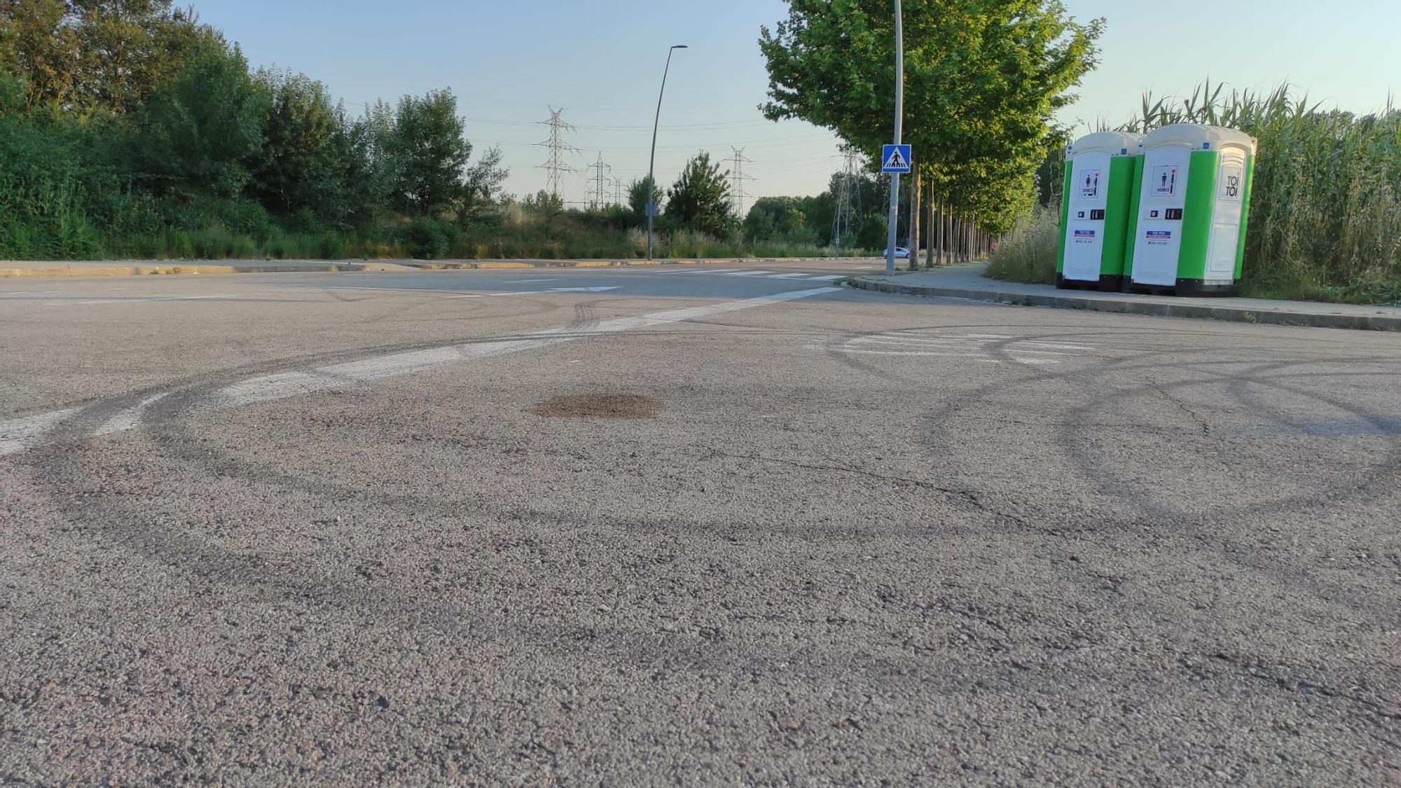 Alerta per curses i concentracions de cotxes en polígons gironins