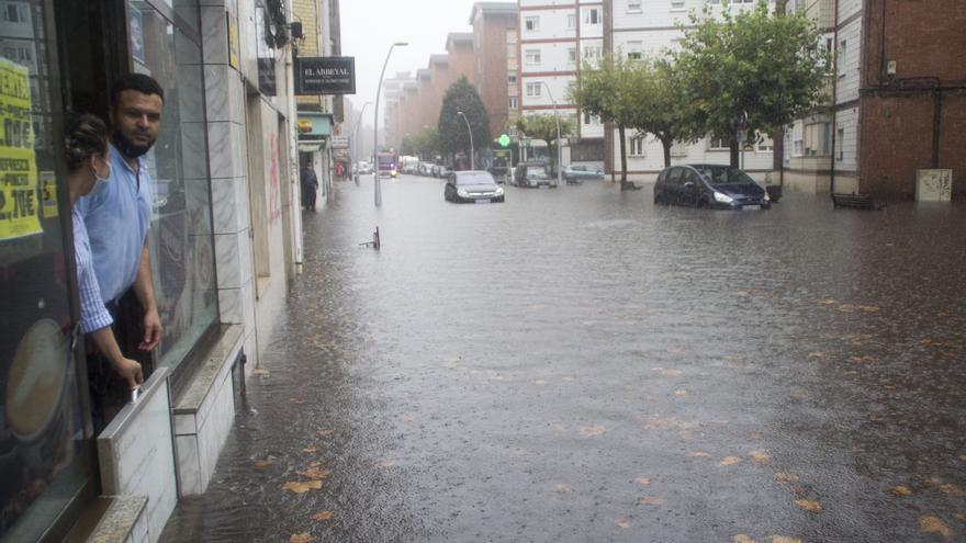 La Calzada tendrá red separativa de aguas fecales y un sistema de drenaje para evitar nuevas inundaciones