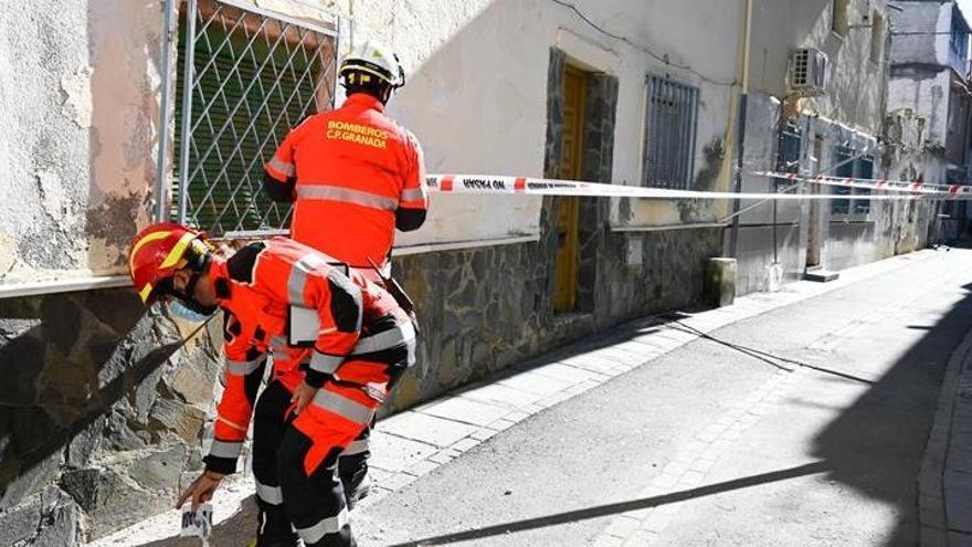 Siguen los movimientos sísmicos de baja intensidad en la provincia de Granada