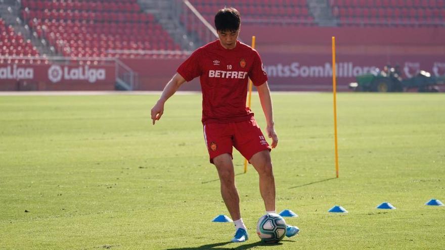 Moreno desplaza a Ki y Budimir a Eibar