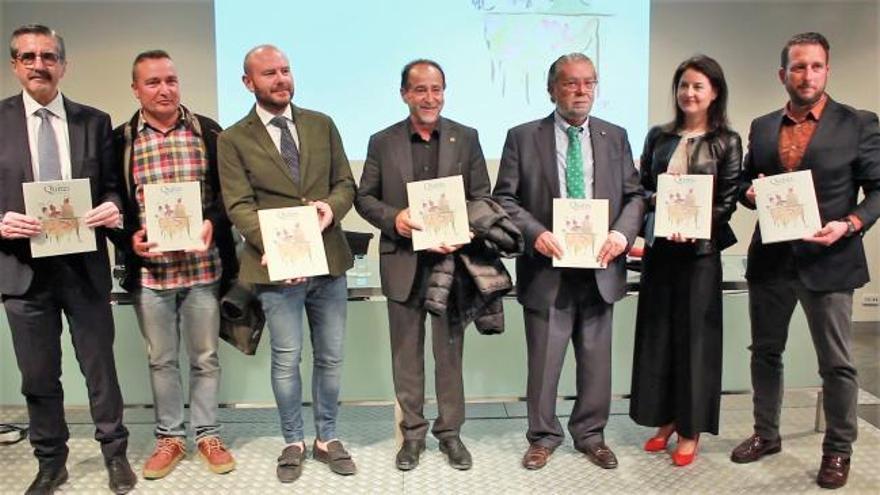 """El MuVIM acoge el renacer de la revista """"Quites"""" 27 años después"""