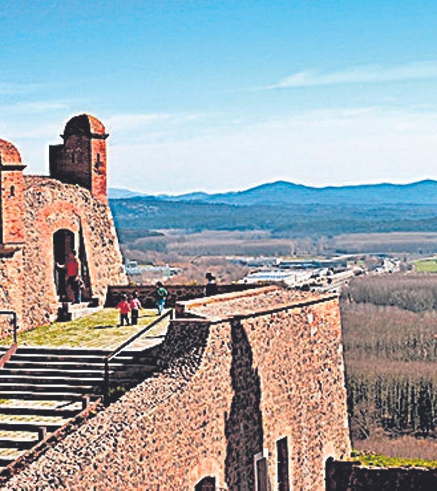2x1 per visitar el Castell d'Hostalric