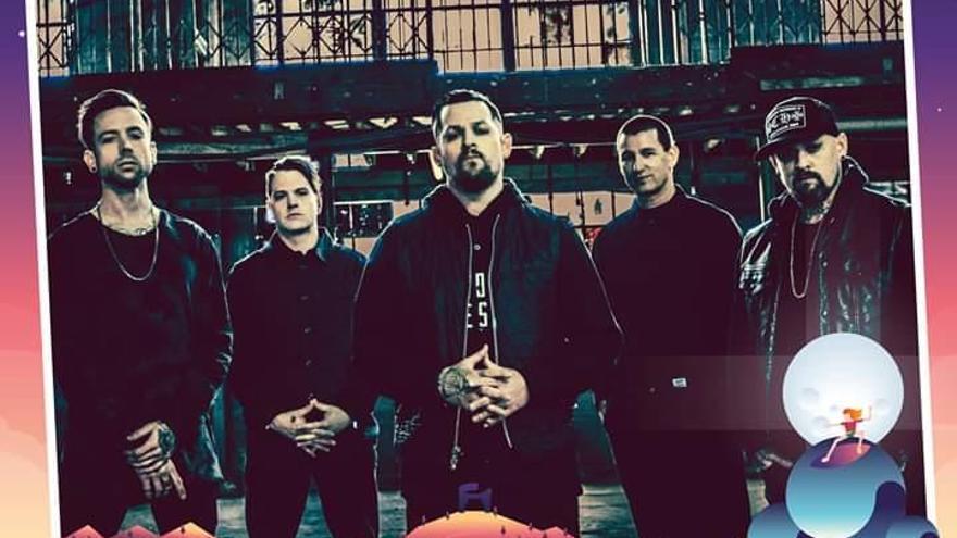 """La banda americana """"Good Charlotte"""" se suma a Tsunami Xixón"""