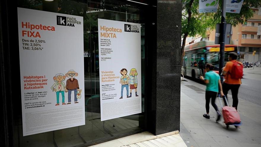 Kutxabank vuelve a ser el banco con mejor desempeño de España según 'The Banker'