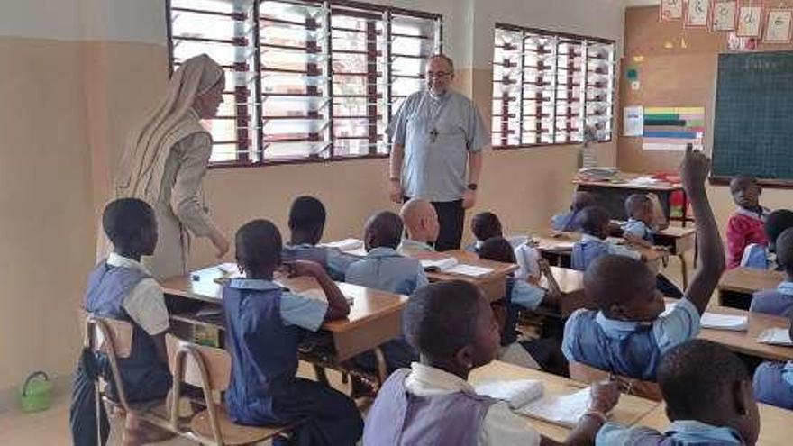 Memorias africanas de un arzobispo fascinado