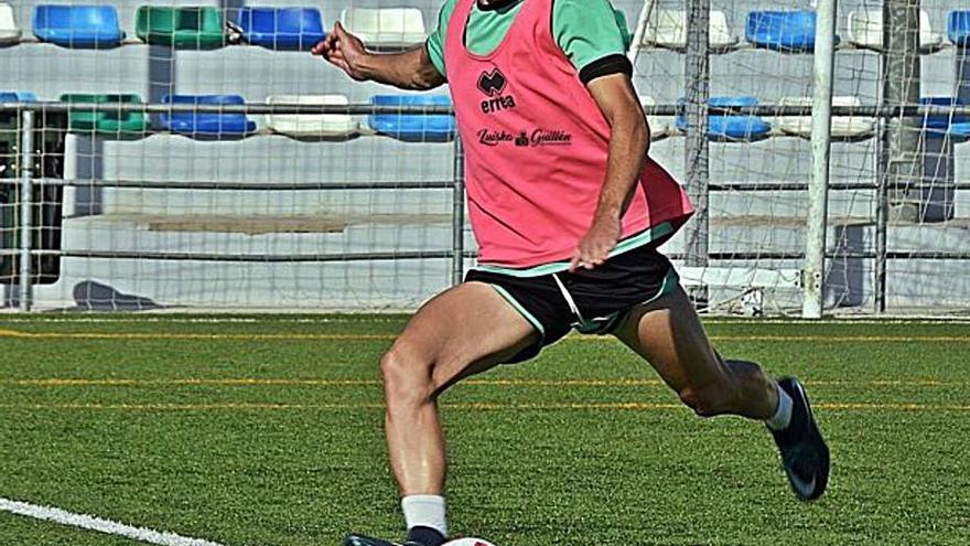 Sergio Chinchilla es confirmado como el segundo refuerzo de la Peña Deportiva