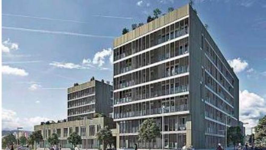 Palma genehmigt den Bau neuer Wohnungen im Viertel Nou Llevant