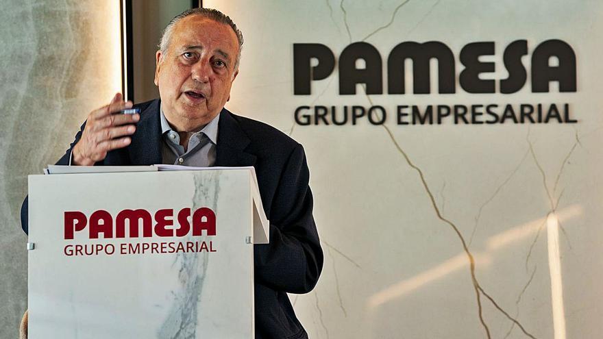 Pamesa prevé invertir 70 millones para aumentar su producción un 40 %