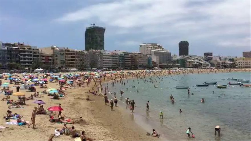 Paseos virtuales por Las Palmas de Gran Canaria para el #yomequedoencasa